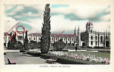 Picture Postcard:-Lisbon, Monastery Of Jeronimos