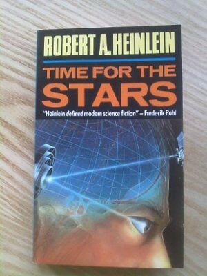 Time for the Stars by Heinlein, Robert A. Paperback Book The Cheap Fast Free