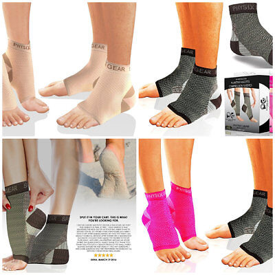 Plantar Fasciitis Socks with Arch Support BEST Foot Care FAST RELIEF From Pain