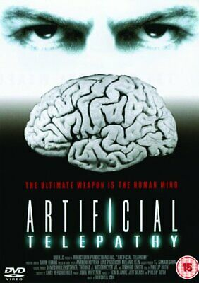 Artificial Telepathy [DVD] [2007] -  CD 7YVG The Fast Free Shipping