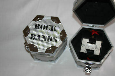 Rock Bands Bracelets Jewellery Job Lot Wholesale £16 each. RRP £107