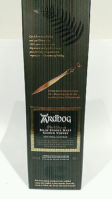 Ardbeg ARDBOG Scotch Whisky!! Limited Edition! Very Rare!! Sealed! Only 1!