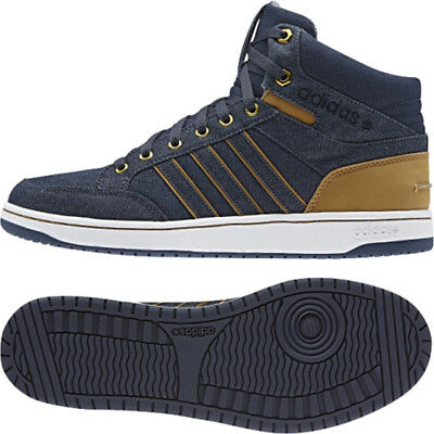 popular brand top fashion great prices adidas neo label Herren Mid Cut Sneakers