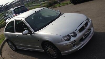 mg zr 1.8 160 vvc mot Monaco half leather 81k 2 previous owners track?