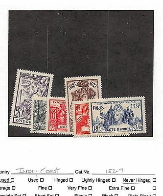 Lot of 23 Ivory Coast MNH Mint Never Hinged Stamps #103948 X