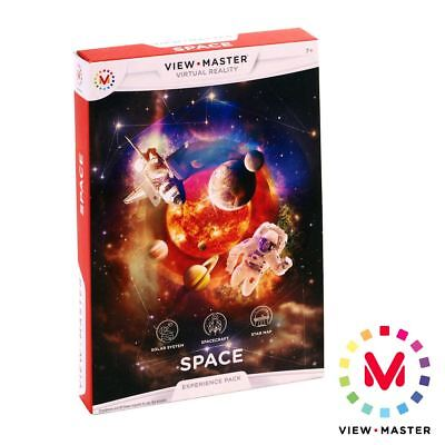 New Viewmaster Space Experience Pack Smartphone Virtual Reality Official