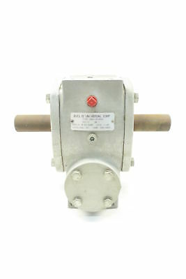 Euclid 300A-B1963C 30:1 Right Angle Worm Gear Reducer