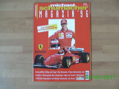 Michael Schumacher Magazin