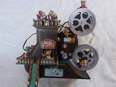 Enesco Spieluhr Filmkamera -Hooray for Hollywood- Paramouse Pictures