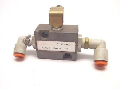 Numatics 0A22-1 Shuttle Valve