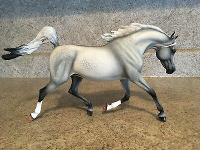 CUSTOM Breyer Arabian Weather Girl OOAK Dapple Grey Traditional