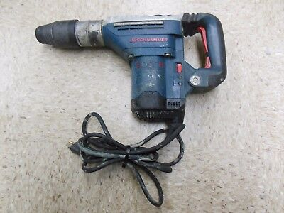 """Bosch 11241EVS 1-9/16"""" Corded Rotary Hammer Drill, Tested, Works Good !!!."""