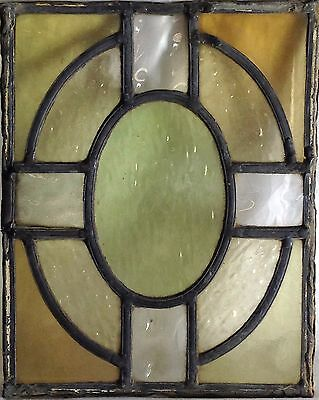 """Antique Victorian Stained Glass Window. 8"""" x 10.5"""". Price each, 5 to sell."""