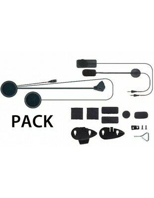 RXAU F3MC F4MC F5MC Audio Kit Cellularline Interphone headsets and dual micropho