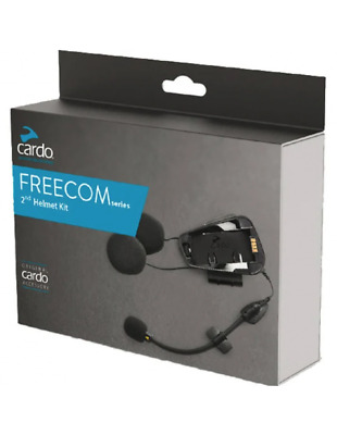 RXAU Freecom2 Freecom4 Audio Kit complete with accessories