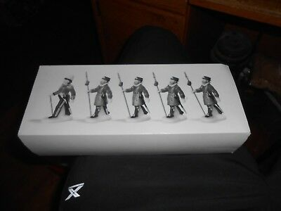 Dept 56 Dickens Village Yeomen of the Guard #58397 New
