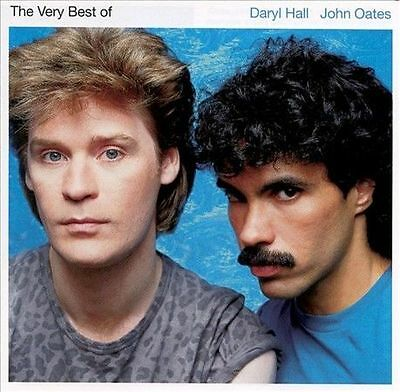 Daryl Hall & John Oates CD.The Very Best of ..GREATEST HITS