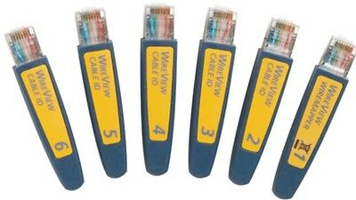 Fluke WireView 2-6 WireMap Set no. 2 no. 6