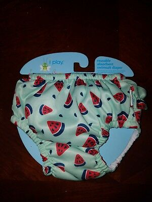 i play Reusable Swim Diaper, 6 months ☆NEW ☆