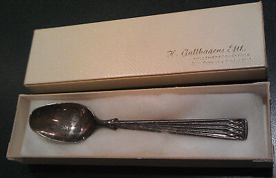 Vintage TH Marthinsen Norway 830S Spoon