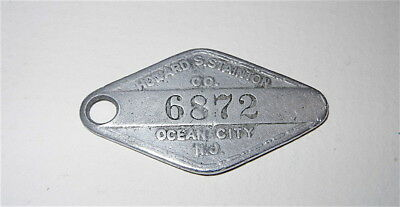 Howard S Stainton Ocean City Nj Charge Coin Token Credit Tag