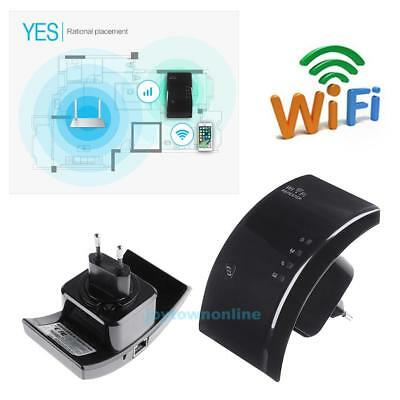 300Mbps Wi-Fi Repeater Wireless Router Extender Amplifier Signal 802.11 Booster