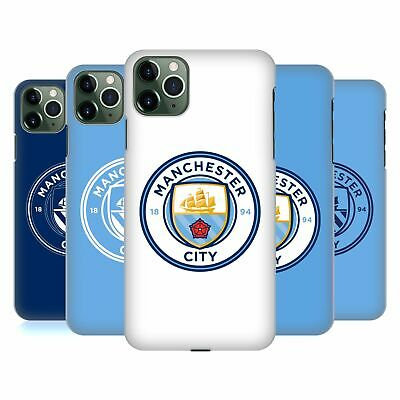 OFFICIAL MANCHESTER CITY MAN CITY FC BADGE BACK CASE FOR APPLE iPHONE PHONES