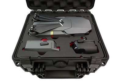 "TOMCASE DJI Mavic Pro ""Fly More Kompakt"" Koffer MADE IN GERMANY"