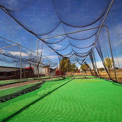 FORTRESS 45ft Baseball Batting Cage Net Unbelievable Quality [Net World Sports]