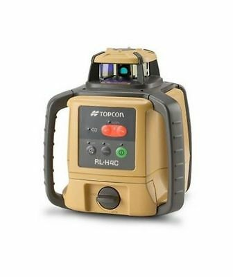 Details about  Topcon RL-H4C Self-Leveling Rotary Grade Laser Level W tripod and