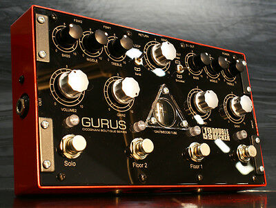 GURUS 1959 DoubleDecker Overdrive/Distortion