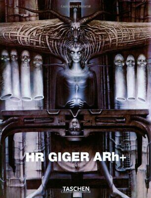 HR Giger ARh+ (Art albums) 3822813184 The Fast Free Shipping