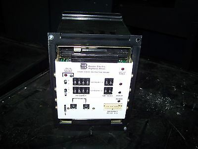 Basler Electric Be1-81 O/u Frequency Solid State Protective Relay Module