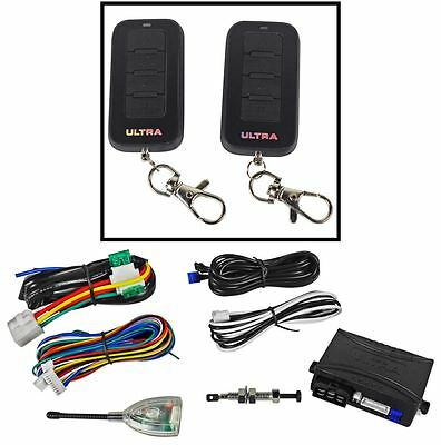 Ultrastart U1272-PRO Remote Start Keyless Entry Combo 2800 Ft Range