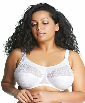 Goddess Adelaide Full Cup Underwire Bra Ladies GD6661 White Womens Various Sizes