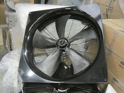 Very Large Industrial Extractor Fan 800mm dia 12000m3/hr 230v Single Phase