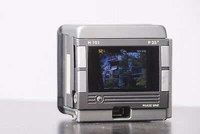 Phase One P25+ Digital Back for Hasselblad H Series Cameras