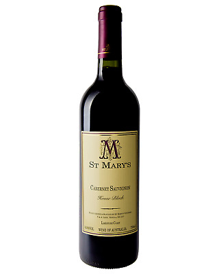 St Mary's House Block Cabernet Sauvignon 2013 case of 12 Dry Red Wine 750mL