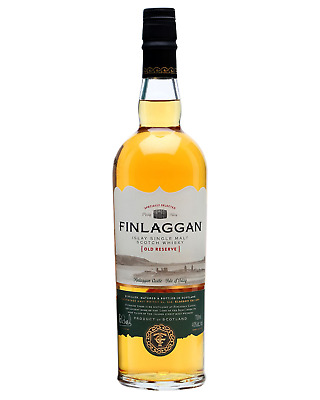 Finlaggan Old Reserve Whisky bottle Scotch Whisky Single Malt 700mL Islay