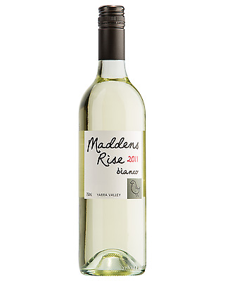 Maddens Rise Bianco 2011 case of 12 Chardonnay Viognier Dry White Wine 750mL