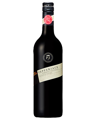 Pepperjack Cabernet Sauvignon 2012 case of 6 Dry Red Wine 750mL Barossa Valley