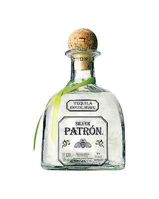 Patron Silver 375mL case of 12 Tequila Blanco Jalisco