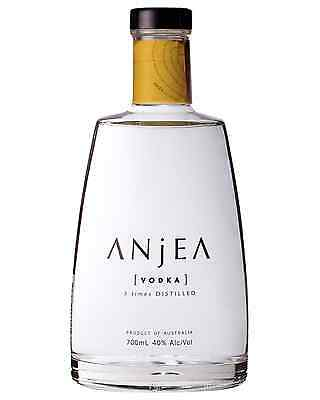 Mt. Uncle Distillery Anjea Vodka 700mL case of 6
