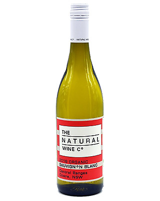 The Natural Wine Co  Organic Sauvignon Blanc case of 12 Dry White 750mL