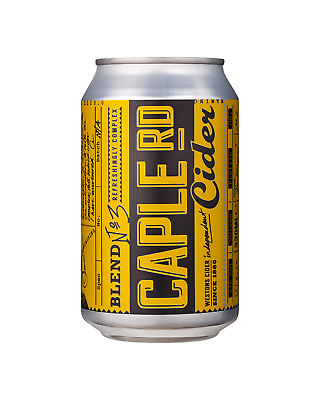 Westons Caple Road Blend No 3 Apple Cider Cans 330mL case of 24