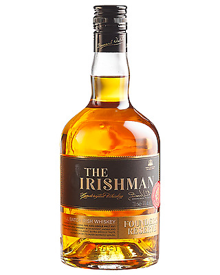 The Irishman Founders Reserve Whiskey 700mL bottle Blended Scotch Carlow
