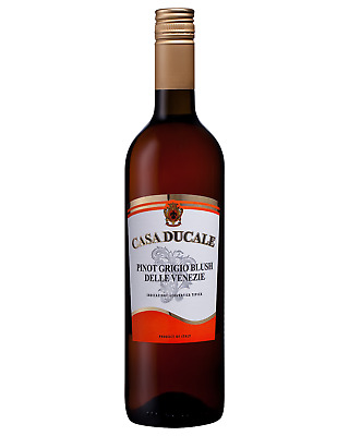 Casa Ducale Pinot Grigio Blush IGT case of 6 White Wine Dry White 750mL