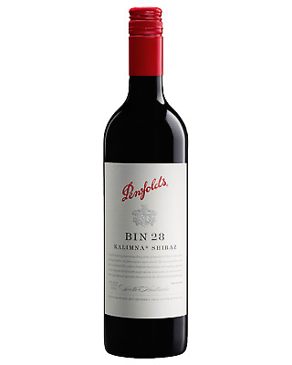 Penfolds Kalimna Bin 28 Shiraz 2013 case of 6 Dry Red Wine 750mL