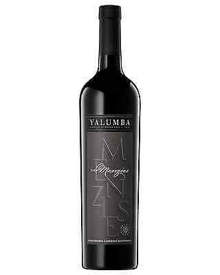 Yalumba The Menzies Cabernet Sauvignon case of 6 Dry Red Wine 750mL Coonawarra