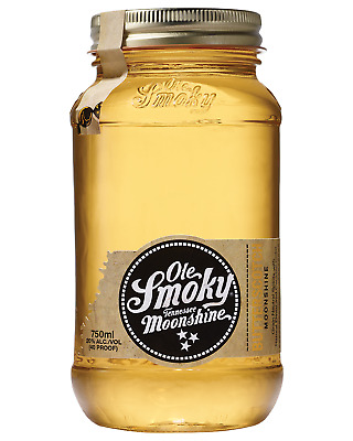 Ole Smoky Moonshine Butterscotch Moonshine 750mL case of 6 American Whisky